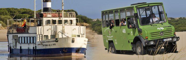 . Excursion escolar a Doñana . viaje fin de curso a Doñana