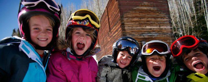 escolares a sierra nevada. viaje escolar a la nieve en sierra nevada