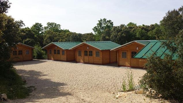 campamento cherokee camp