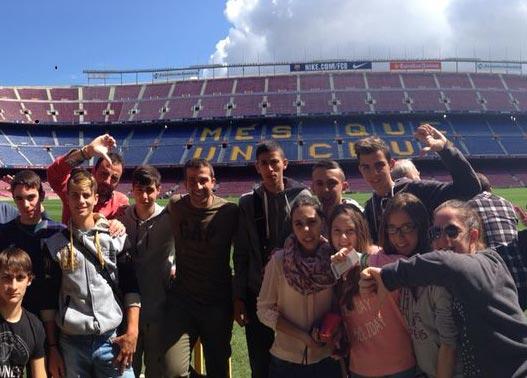 viaje fin de curso barcelona Port aventura