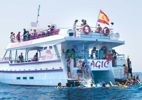 viaje fin de curso de inmersión lingüística costa del sol