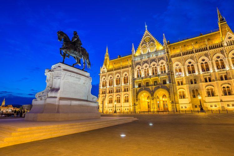 viaje fin de curso a Budapest