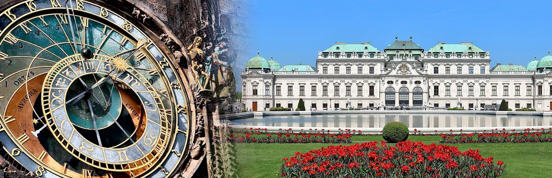 viaje fin de curso a Praga Viena