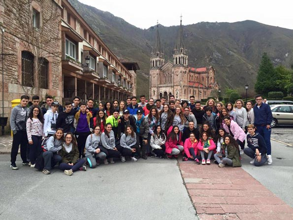 viaje fin de curso a asturias. viaje fin de curso asturias Warner