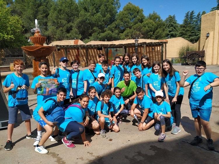 viaje fin de curso a Madrid