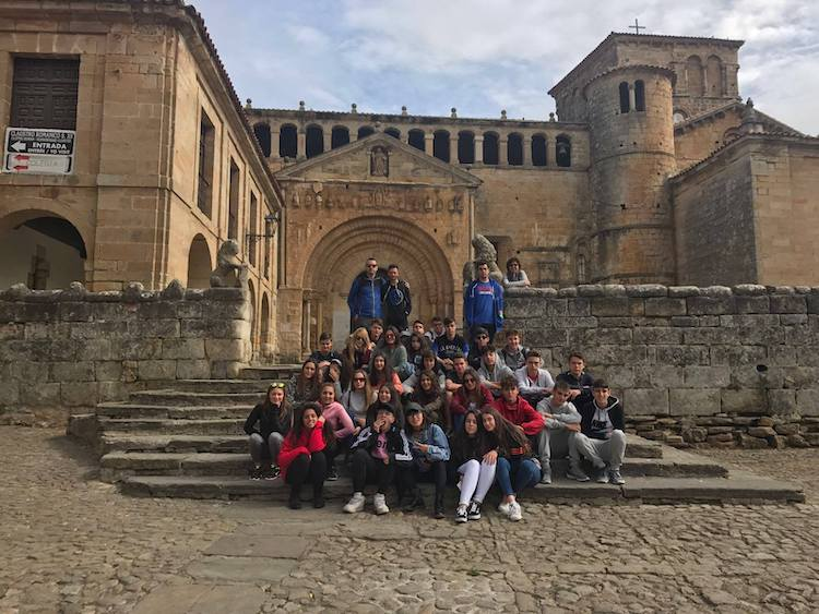 viaje fin de curso a cantabria. viaje fin de curso a asturias. viaje fin de curso asturias Warner