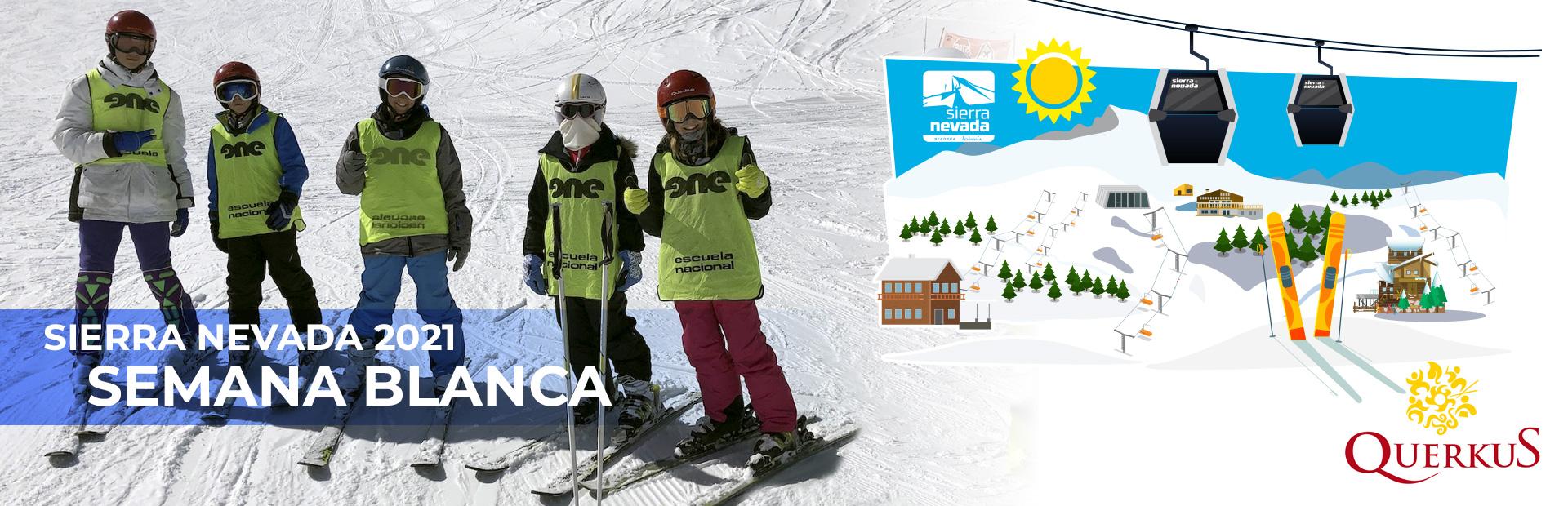 Semana Blanca 2022 Sierra Nevada