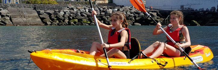 jornada nautica para colegios.Excursión escolar nautica