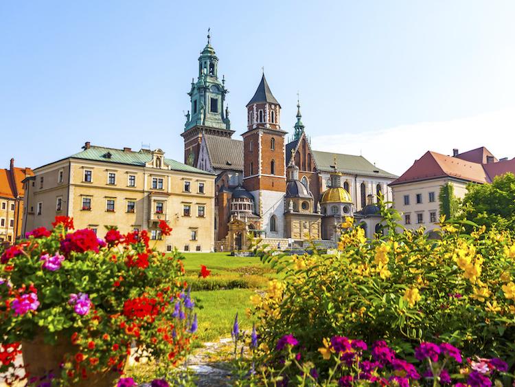 viaje fin de curso a Cracovia