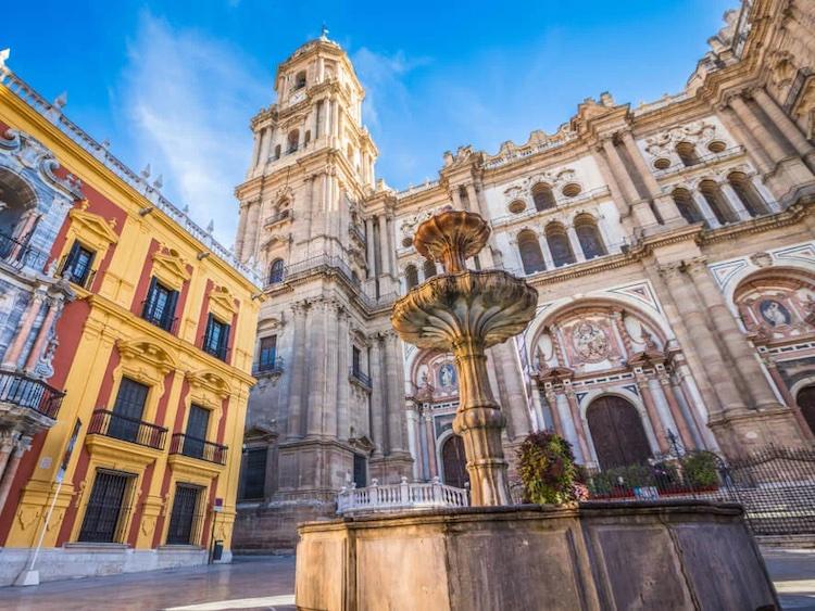 Excursion escolar Malaga y sus museos. Málaga divertida