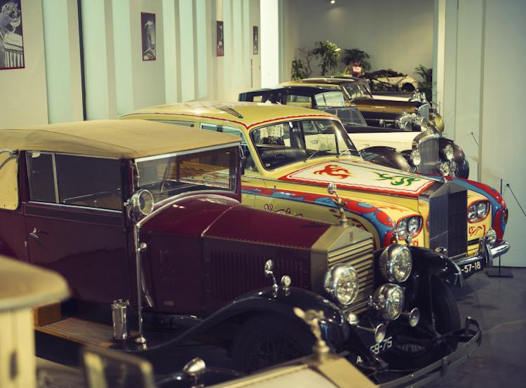 Excursión escolar a Málaga y sus Museos