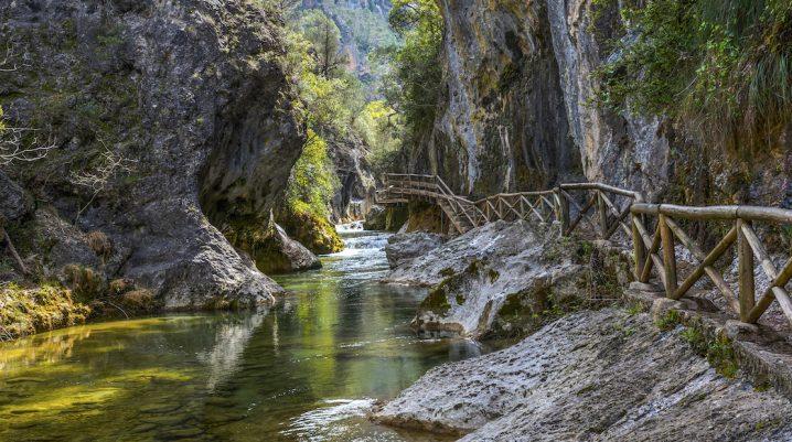 excursión escolar parque natural sierra de cazorla