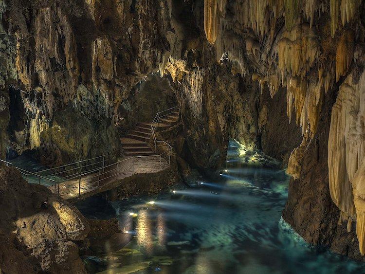 excursión escolar minas de riotinto y gruta de las maravillas
