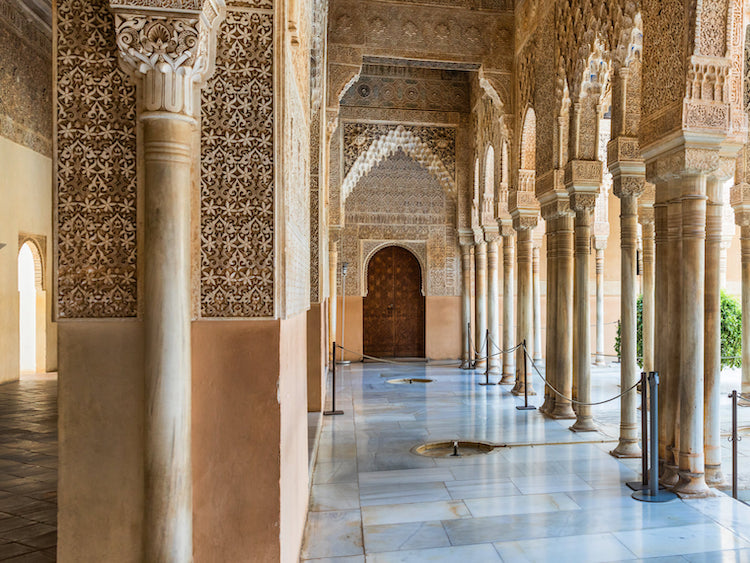 excursion escolar a la alhambra-oferta viaje fin de curso a granada. excursión escolar a granada