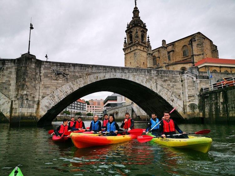 viaje fin de curso al pais vasco