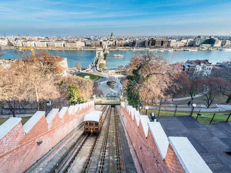 viaje fin de curso Budapest