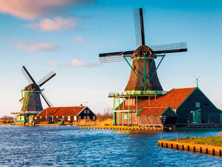 viaje fin de curso Amsterdam